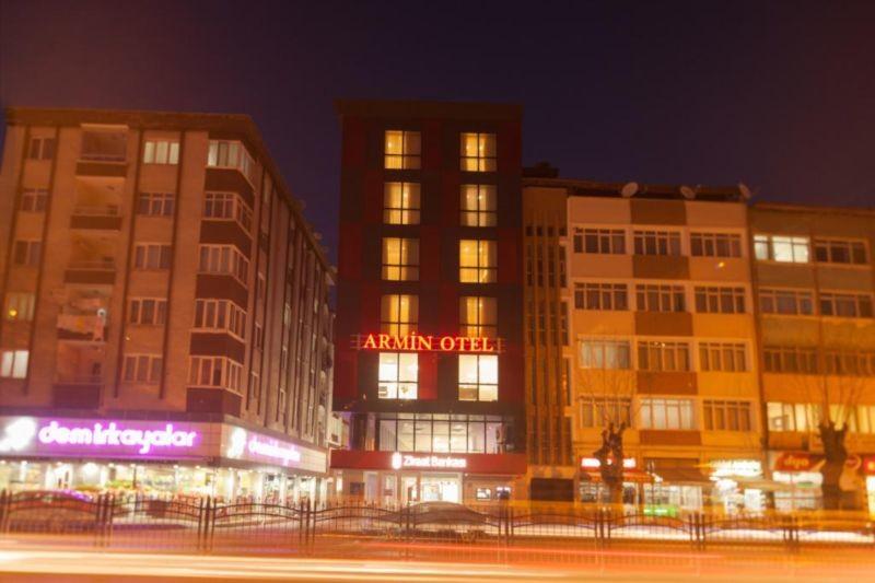 هتل آرمین