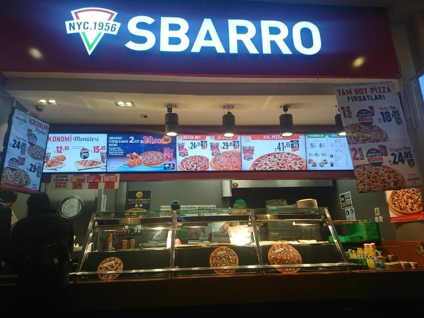 رستوران اسبارو