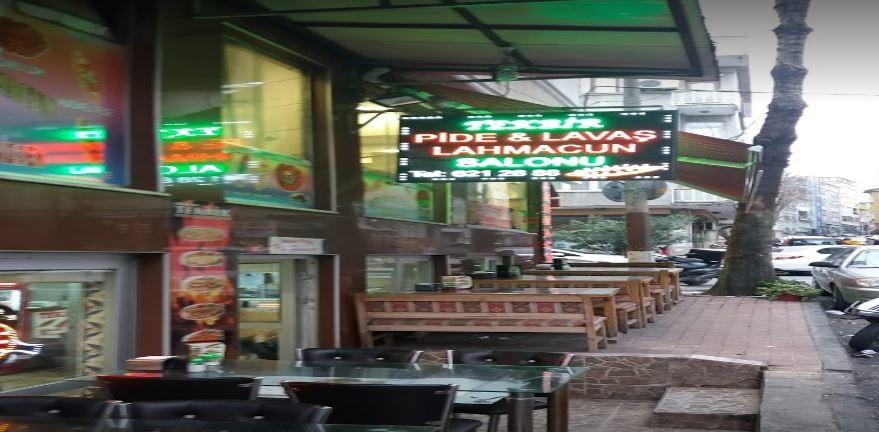 رستوران تکبیر پیده وی لحمعجین سالونو