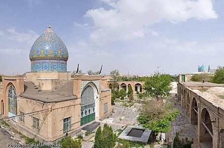 Tomb of Agha Noraldin Araghi