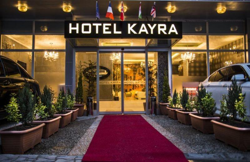 هتل کایرا