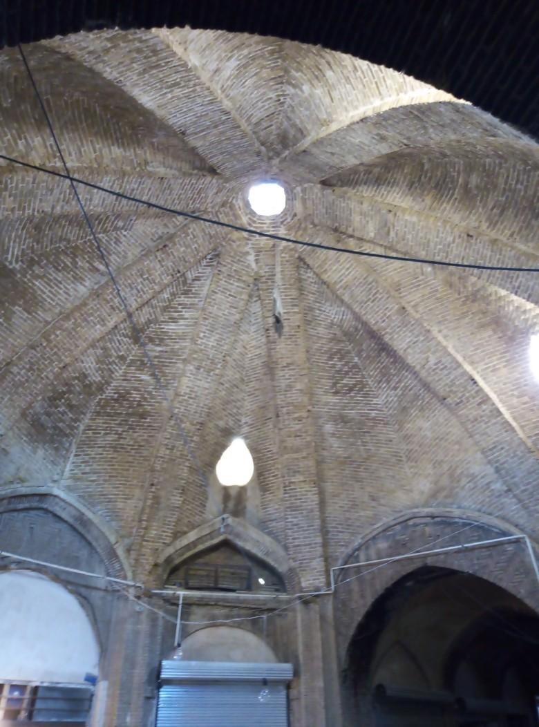 Saraye Mesgarhaye Arak Historical Bazaar