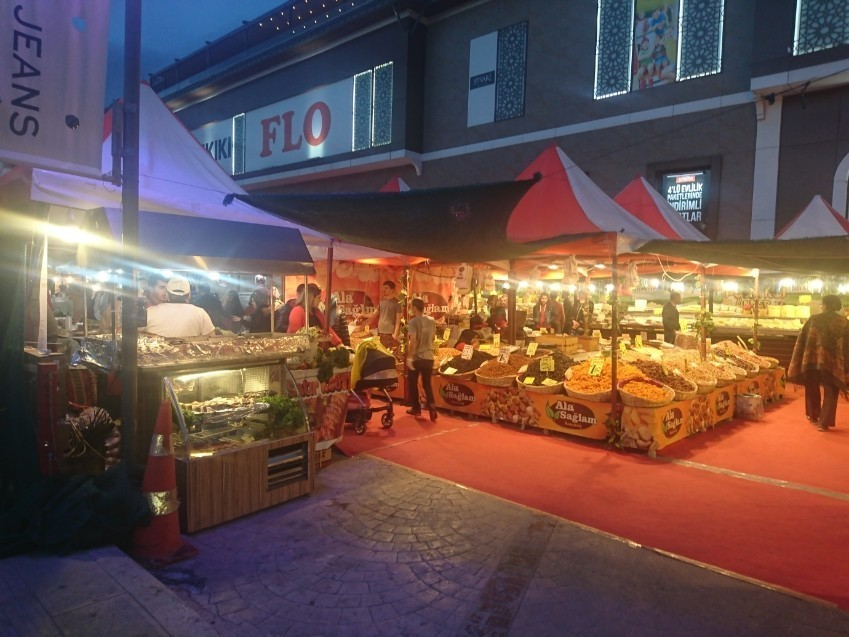 Seasonal Market Amasya