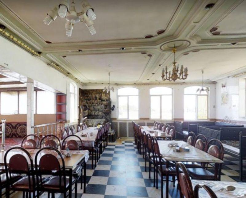 رستوران ساحل