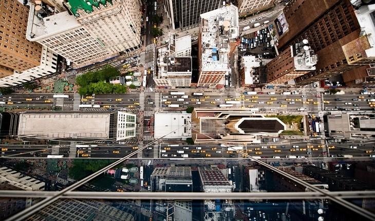 نوید براتی و کشف شهر پنهان در آسمانخراشهای نیویورک