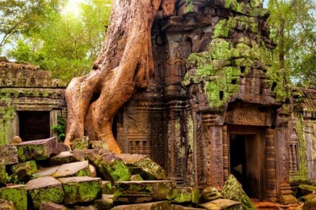 8 نمونه از الهام بخش ترین ویرانه های باستانی جهان