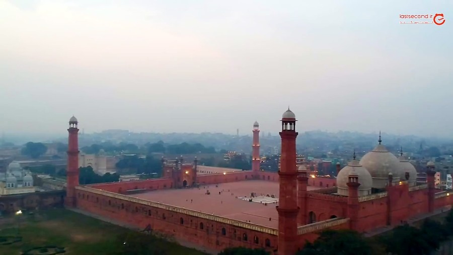 یک دقیقه سفر به لاهور پاکستان