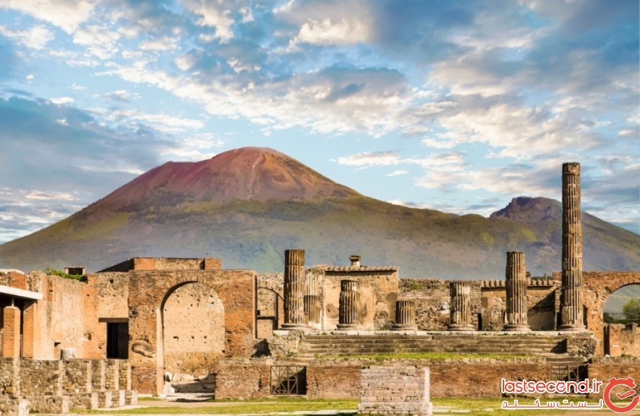 Pompeii (پُمپی)- ایتالیا
