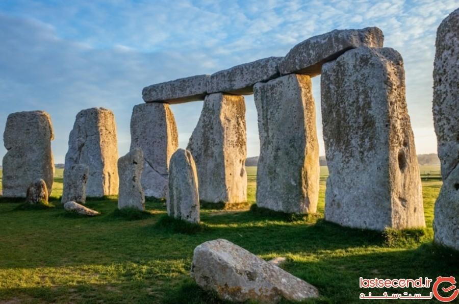 Stonehenge (استونهِنج)- انگلستان