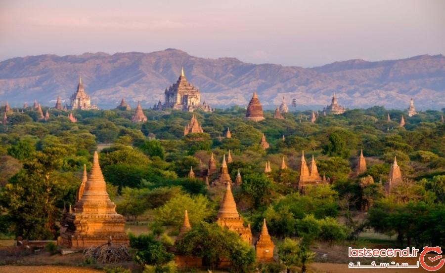 Bagan (باگان)- میانمار