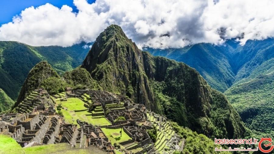 Machu Pichu (ماچو پیچو)- پرو
