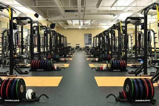 Kia Bodybuilding Gym