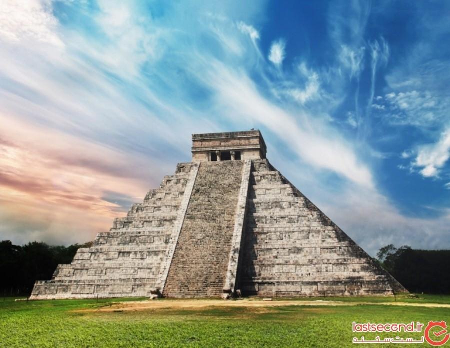 El Castillo (ال کاستیلو)- مکزیک