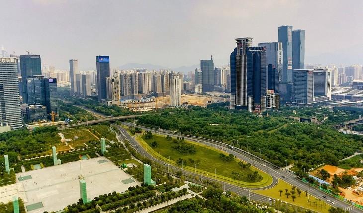 اکو شهرهای چین، ساختمان های عجیبی که مثل قارچ رشد می کنند