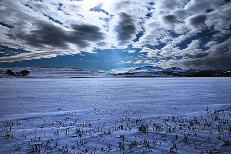 قوریگل، تالاب زیبای آذربایجان شرقی
