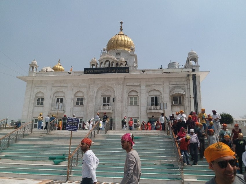 Sikhs Temple