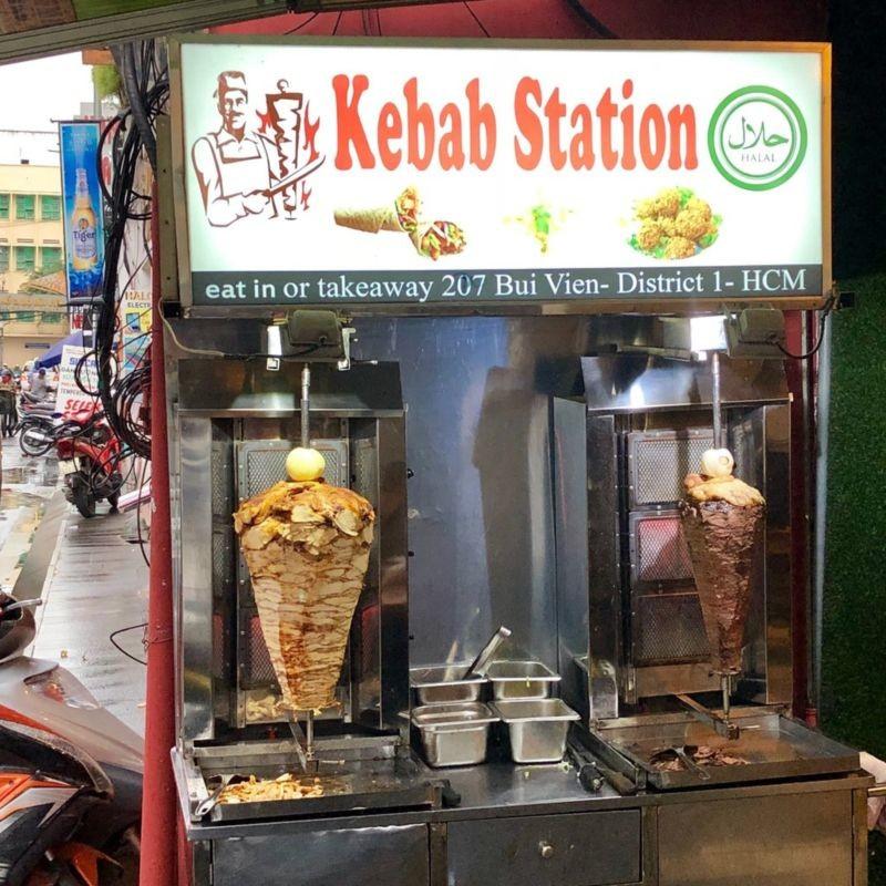رستوران کینگ کباب