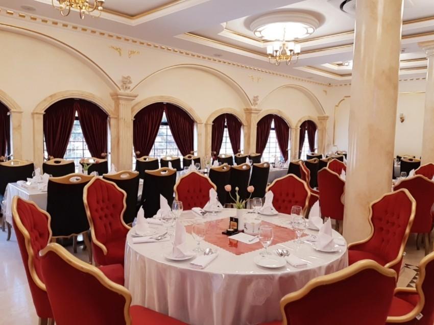 رستوران هتل هیلان