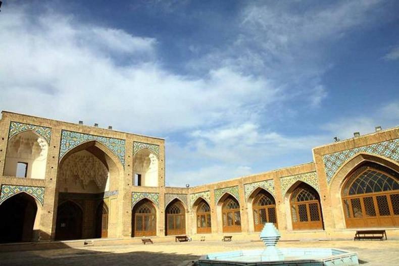 Jameh Mosque of Qom