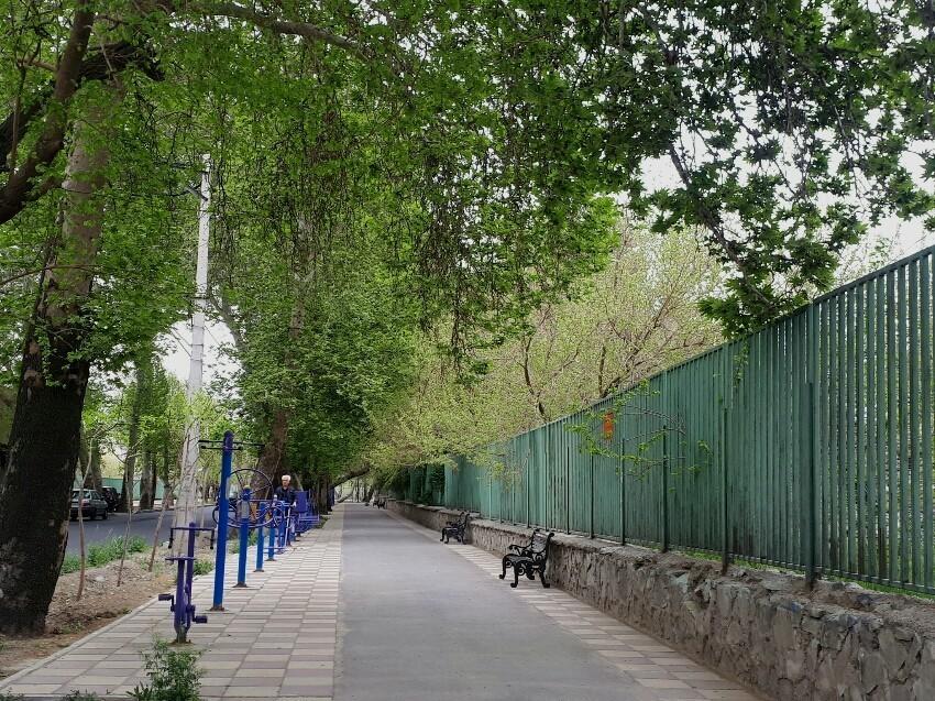 پارک زکریا