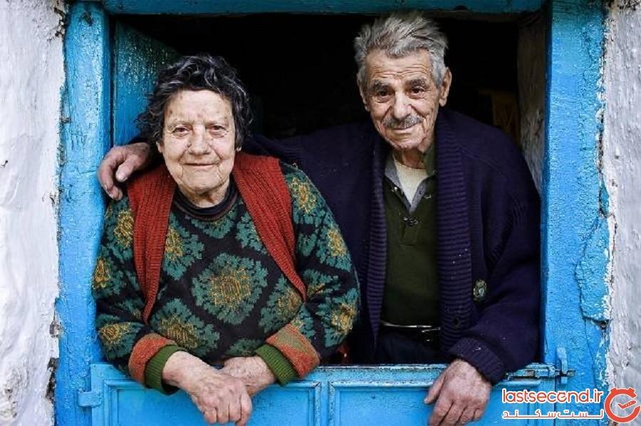 ایکاریا، جزیرهای اسرارآمیز است که طول عمر بالای 100 سال در آن امری عادی میباشد
