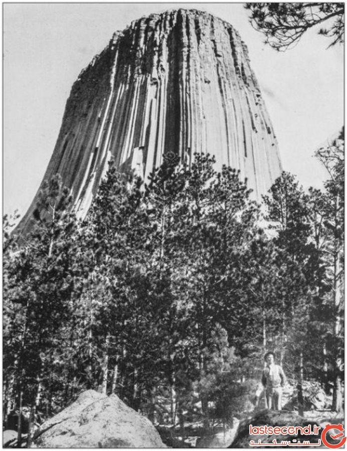 افسانههای پیرامون برج شیاطین؛ اولین اثر تاریخی ملی آمریکا