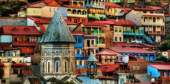 سفر به عروس و بهشت قفقاز، گرجستان زیبا