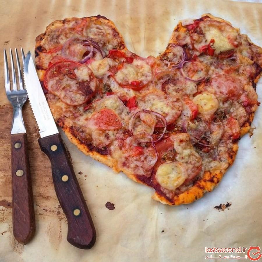 گران ترین پیتزاهای جهان