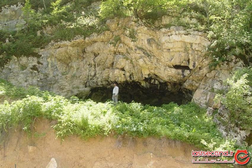 غار کیارام