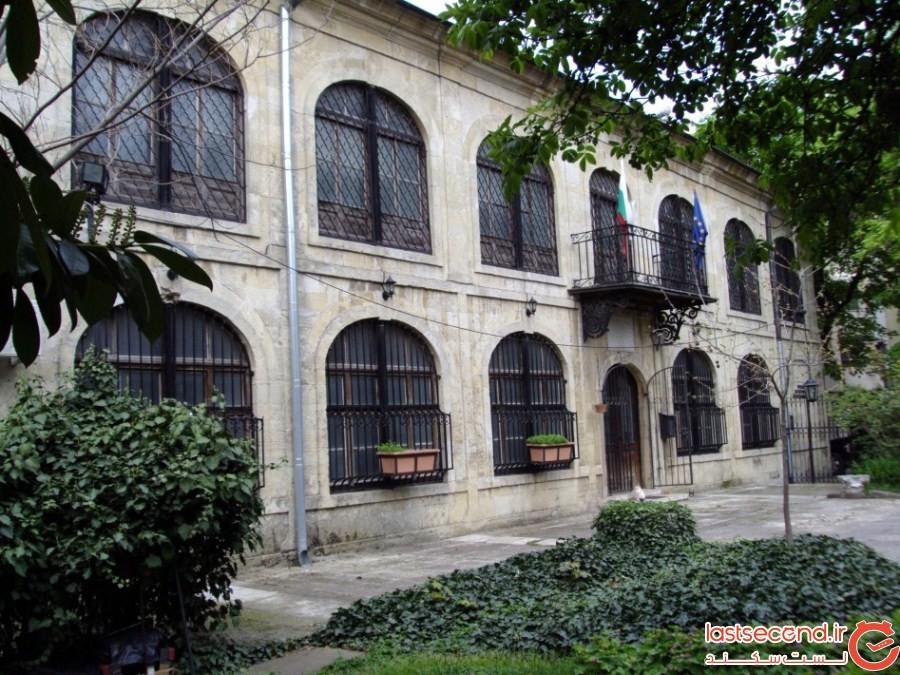موزه تاریخ پزشکی، بلغارستان