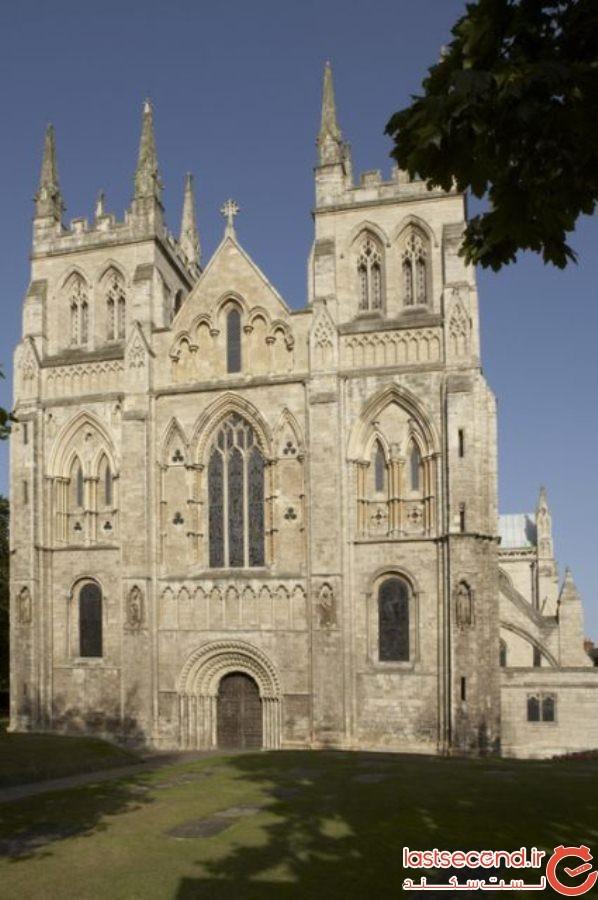 Selby Abbey - انگلستان