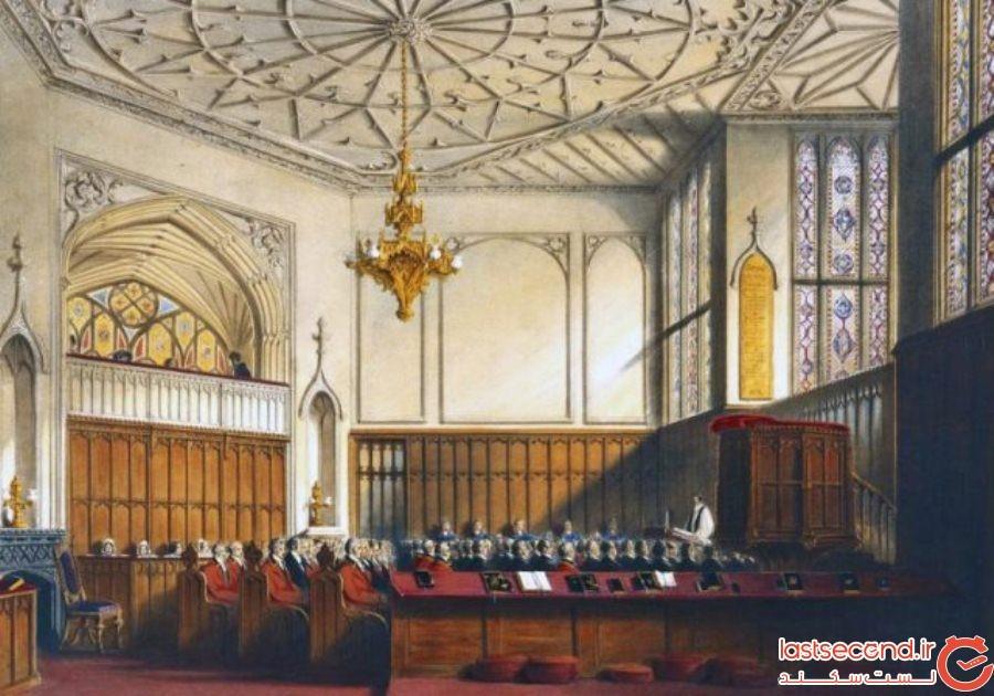 کاخ وینزور - انگلستان