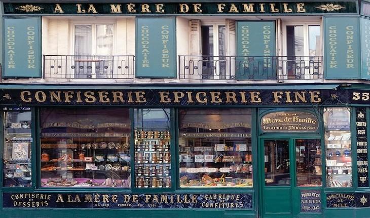 نگاهی اجمالی به داخل قدیمیترین شیرینی فروشی پاریس