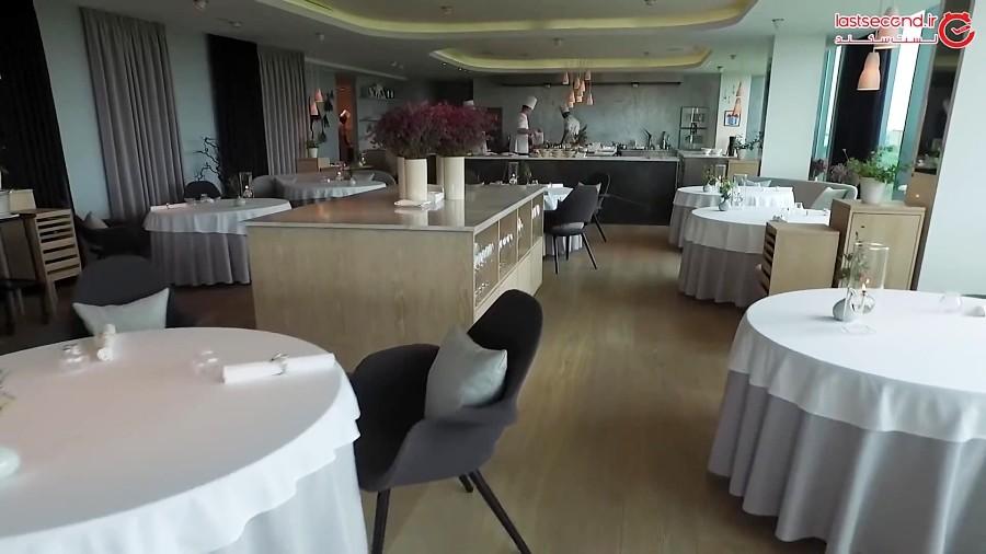 لوکس ترین رستوران درکپنهاگ