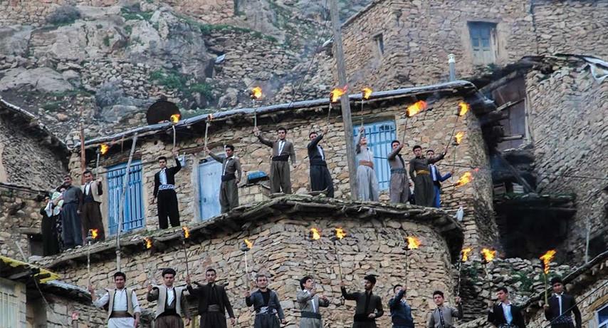 تور کردستان به کرمانشاهان