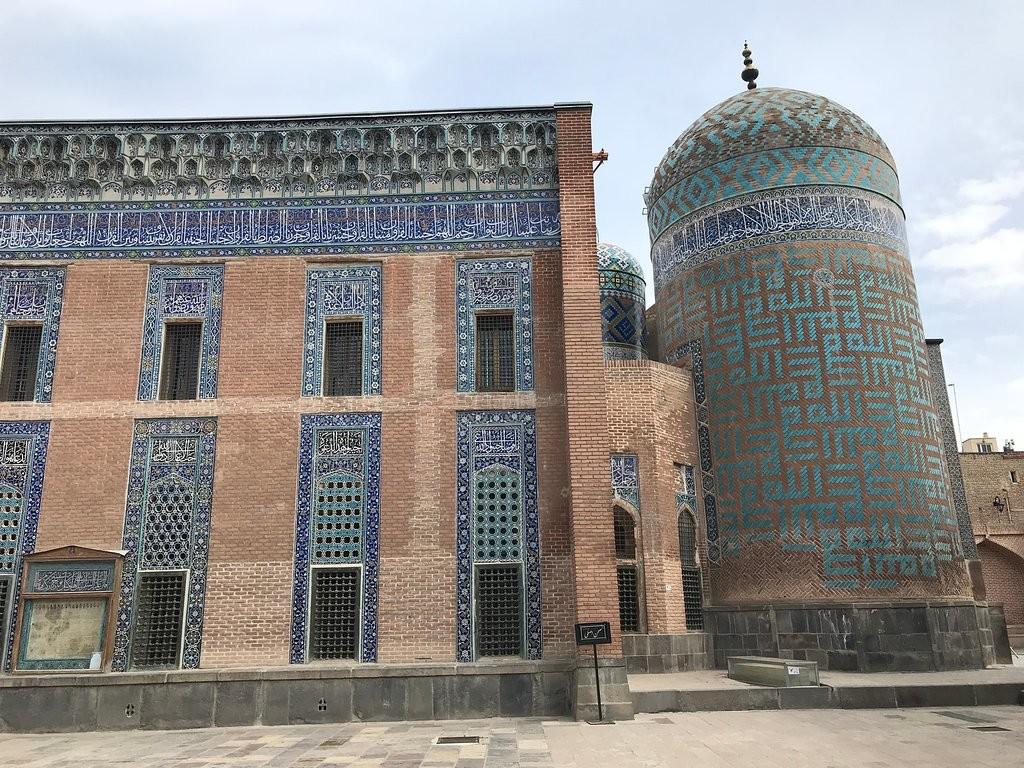 آرامگاه شیخ صفی الدین اردبیلی (خانقاه شیخ صفی الدین اردبیلی)