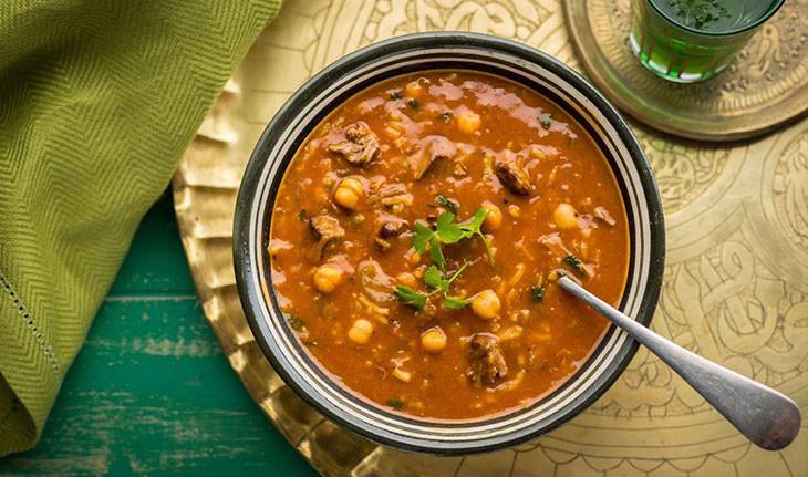 ده تا از محبوب ترین غذاهای عربی در ماه مبارک رمضان