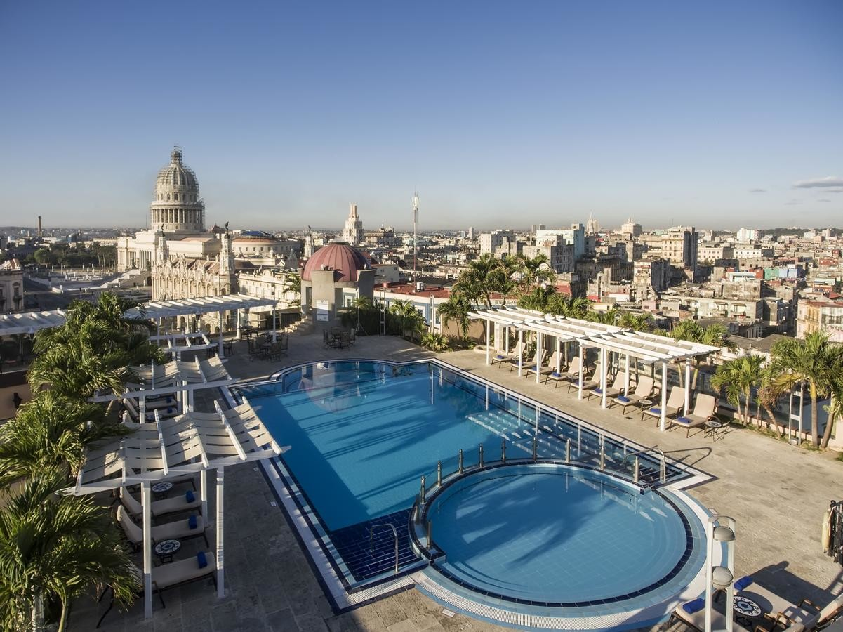 هتل ایبرو استار پارک سنترال