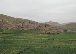 Abol Abad Village