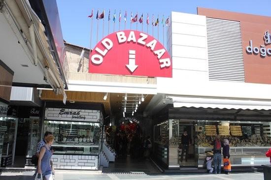 Old Bazaar Antalya