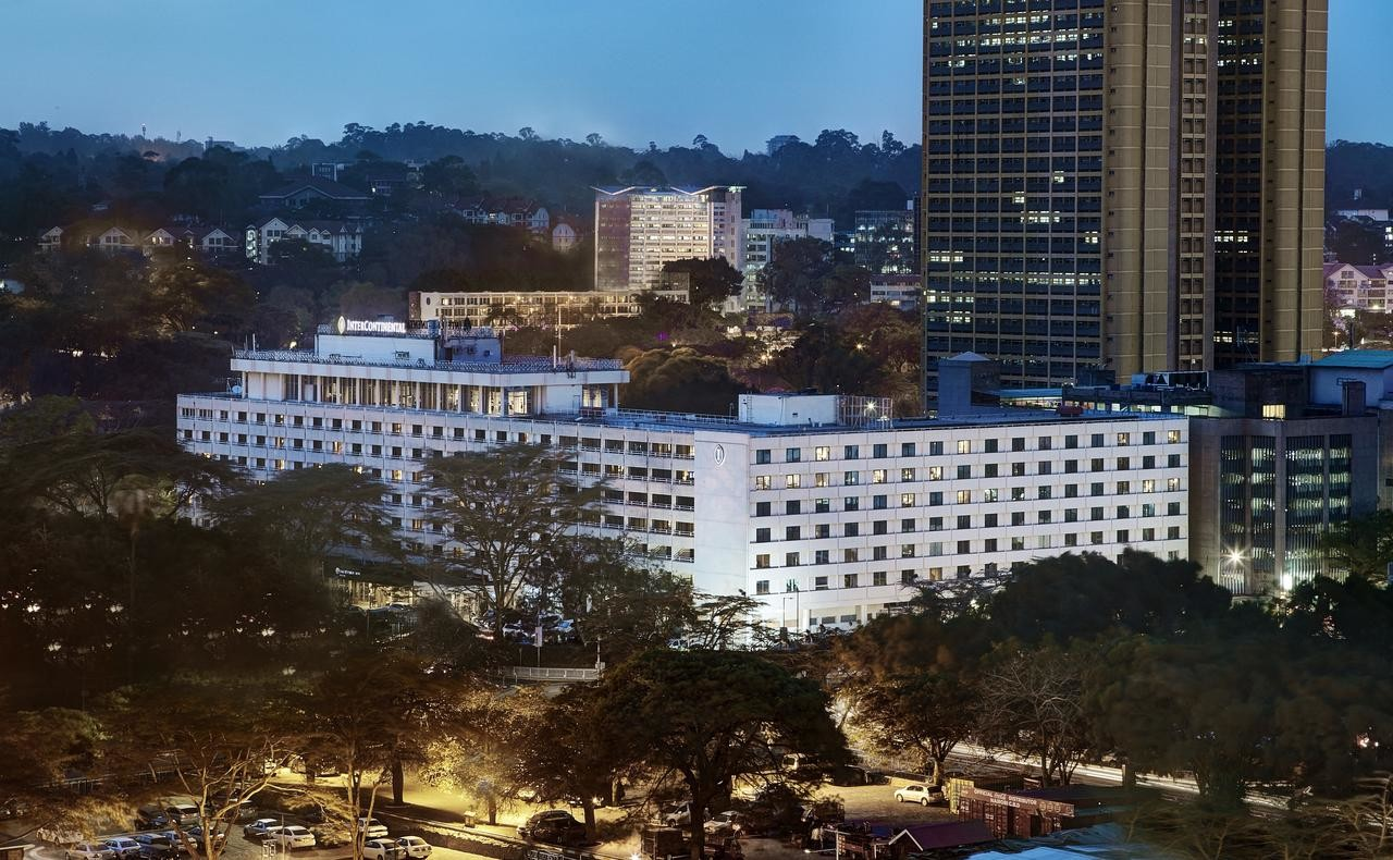 هتل اینترکانتیننتال نایروبی