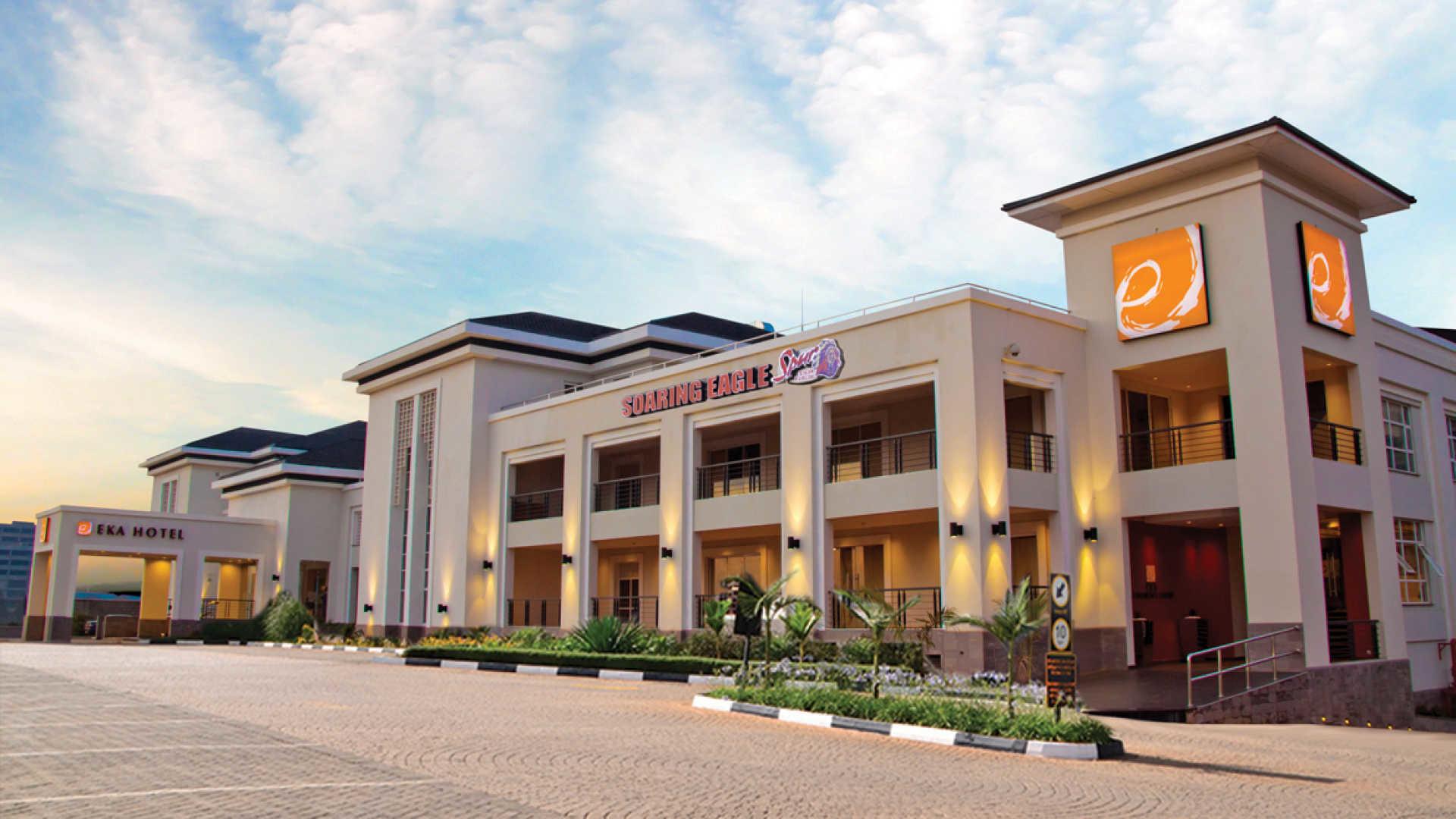 هتل اکا نایروبی