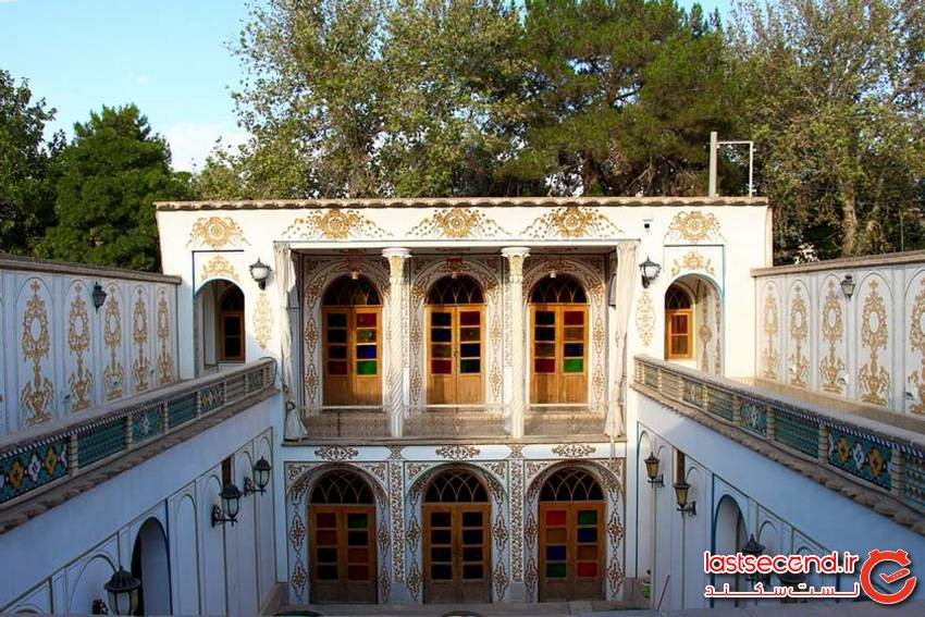 ملاباشی زیباترین خانه اصفهان