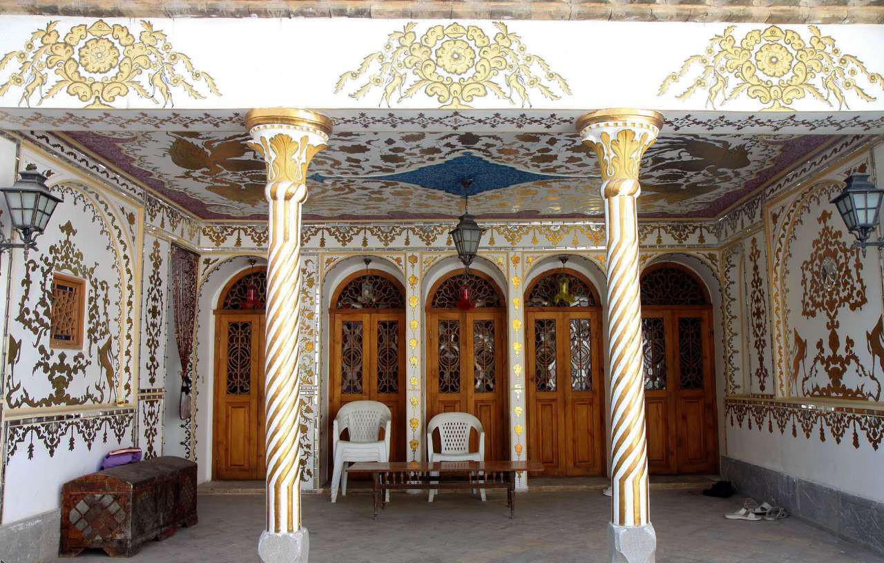خانه ملاباشی، یکی از زیباترین خانه های اصفهان