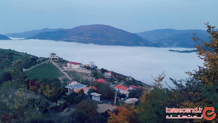 روستای پاقلعه