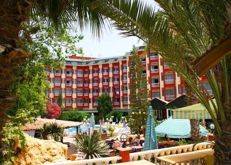 هتل بن کلاب اس وی اس