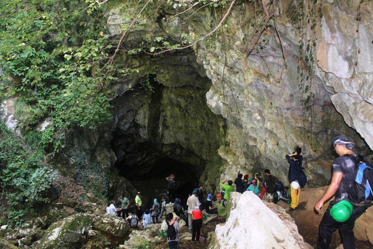Sarcheshmeh Cave