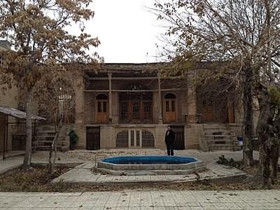 Raoufi house