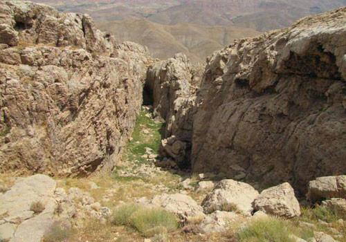 Aghdash Cave