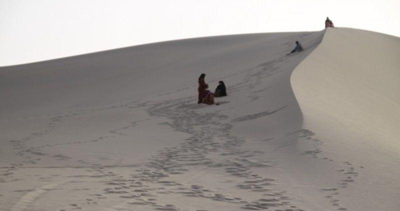 تپه های شنی ریگان